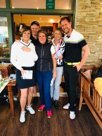 Bild Siegerehrung Golf 2019