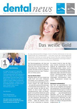 Voransicht Dentalnews 2019 Zahnaerzte-Hochfelln